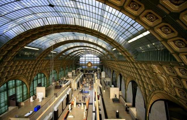 Musee d'Orsay 11Sep08