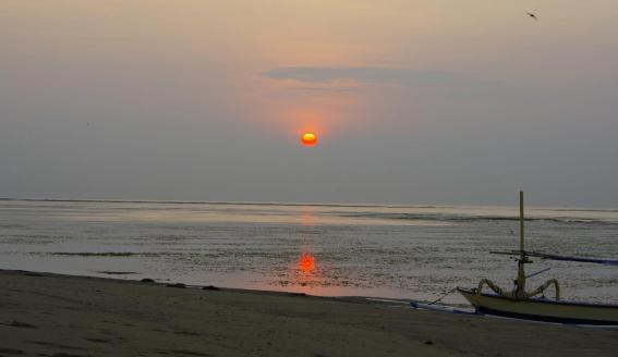 Bali dawn 2