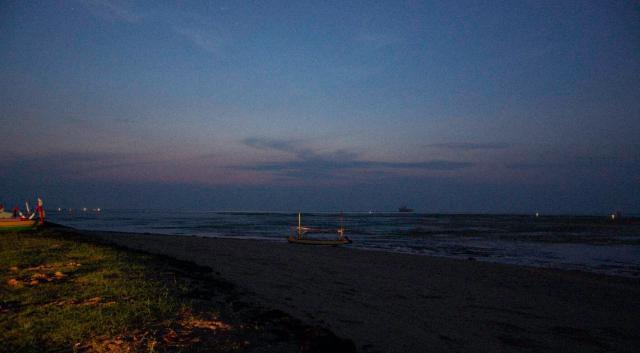 Bali dawn
