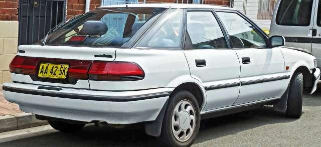1991-1992_Toyota_Corolla_(AE94)_Ultima_Seca_liftback