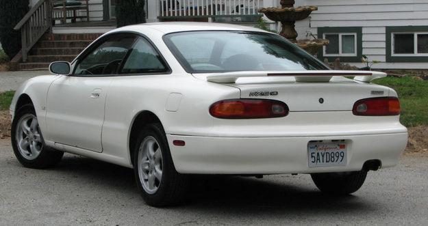 MX6 rear