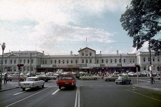 Perth Photos 1970s Early 1970s Perth Central