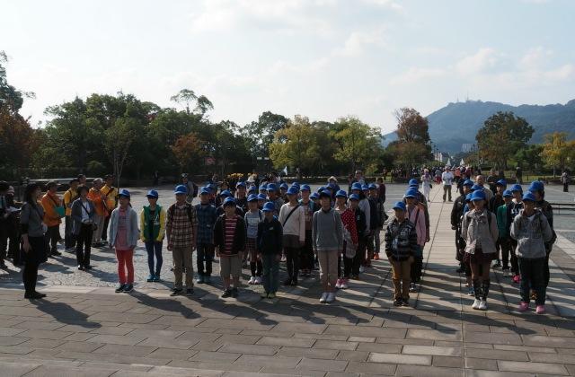 Nagasaki Peace Park © PJ Croft 2014