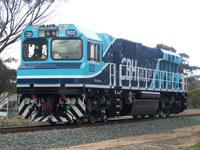 CBH Group CBH Class loco