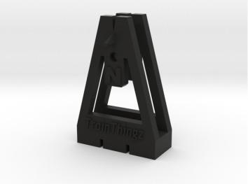 N track gauge 3D printed