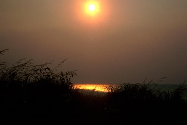 Sunset beach G75a