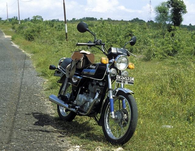 Binter bike 1983