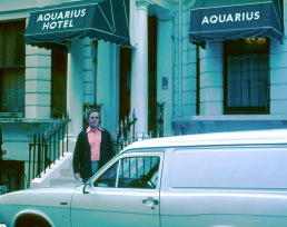 Moi at Aquarius