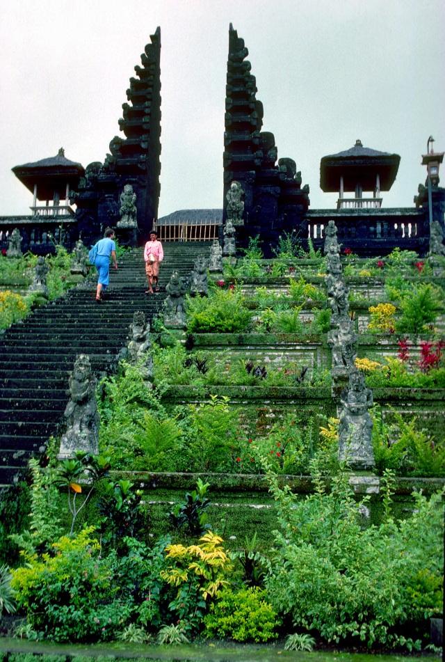 Besakih steps K465_orb