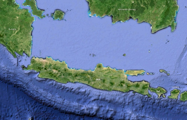 Indo map