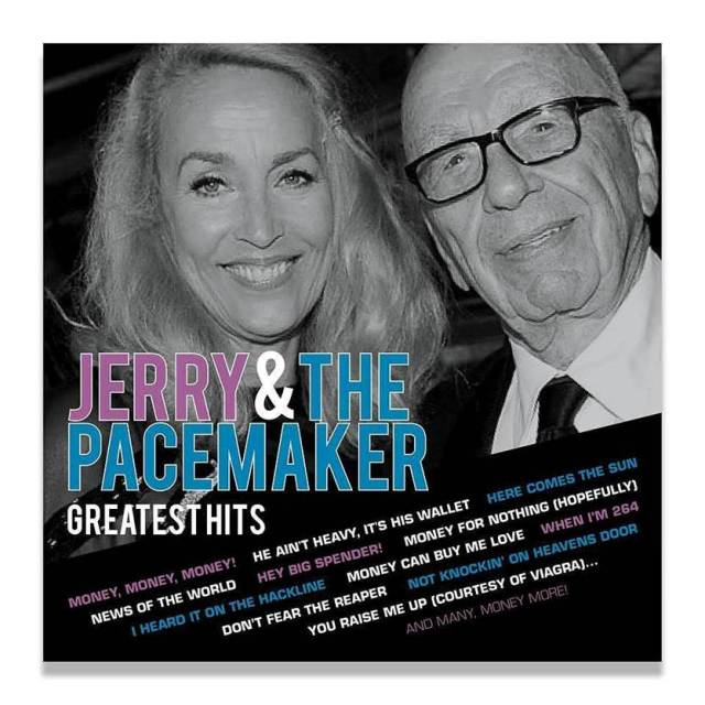 Jerry + the Pacemaker