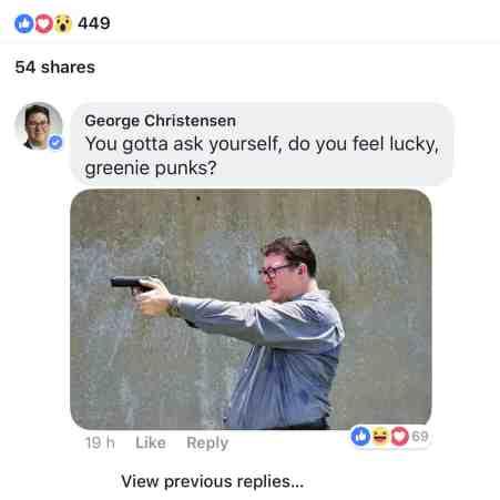 Christo gun