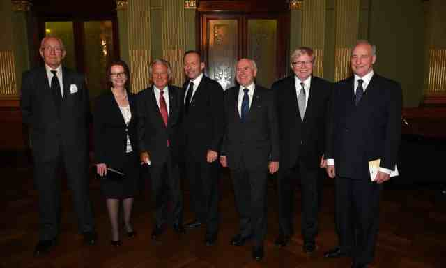 7 former PMs