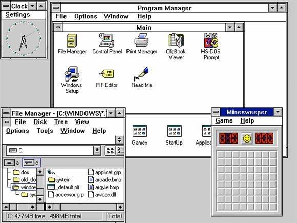 Win 3.11 1993
