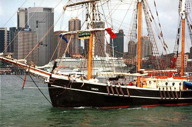 004 Svanen yacht