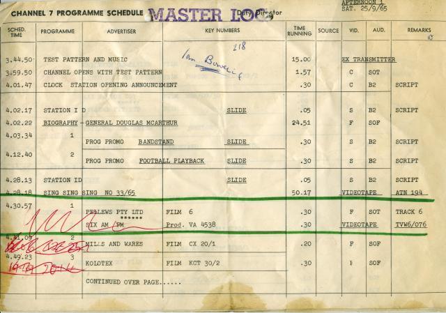 1965 TVWLog p001