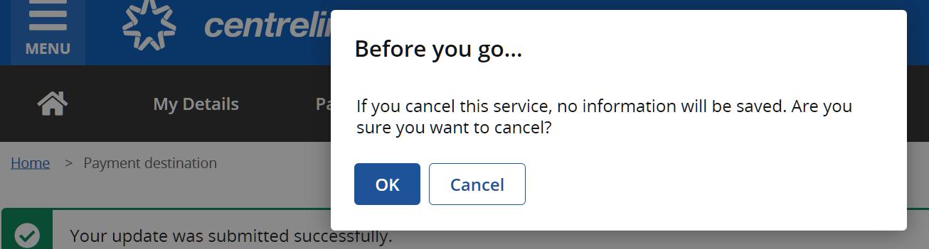 Screenshot_2020-05-20 Payment Destination Centrelink Online