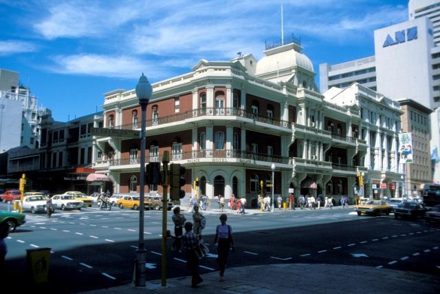 Palace Hotel 1980
