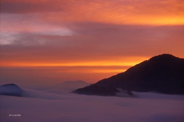 Bromo dawn2
