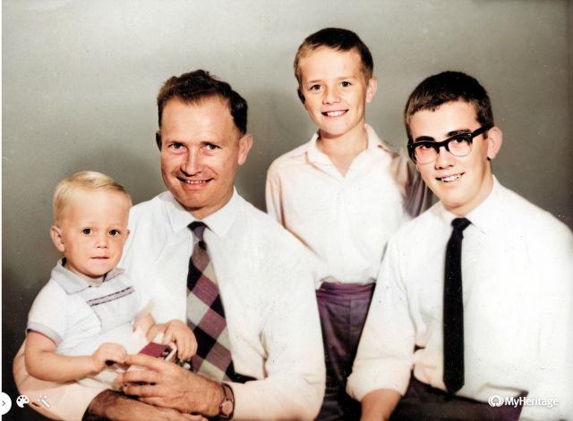 Colin Dad Ian Pete c63enh
