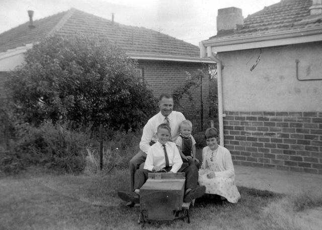 Dad Ian Max Colin Bev 1964