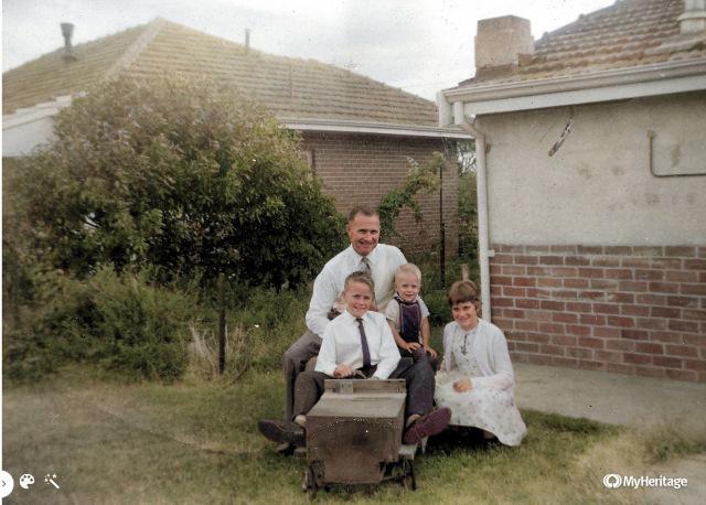 Dad Ian Max Colin Bev 1964enh