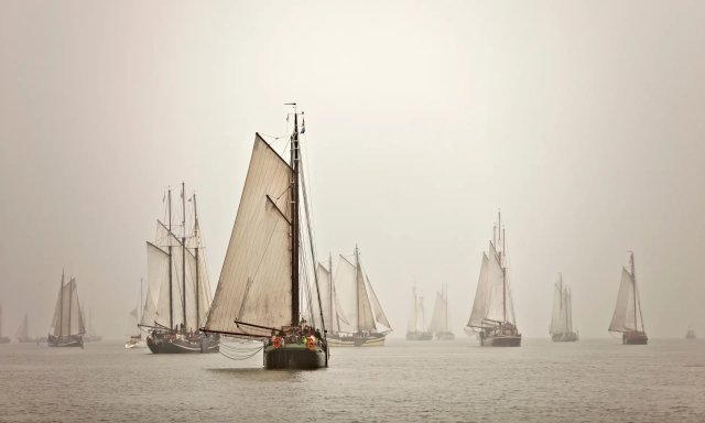 Dutch sailing ships 1